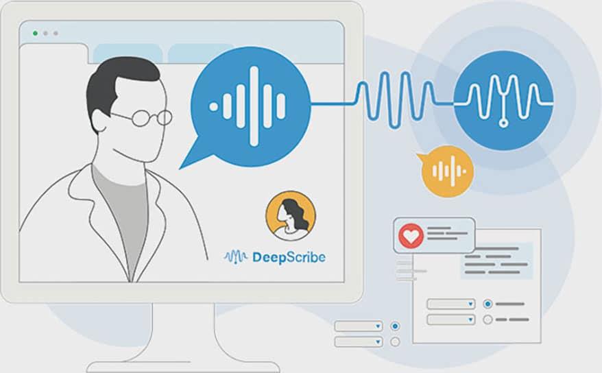DeepScribe's Telemedicine platform